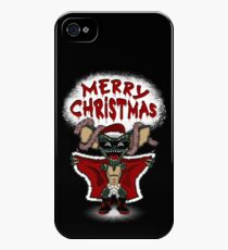 Flashing Through The Snow (colour/with text) iPhone 4s/4 Case