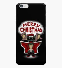 Flashing Through The Snow (colour/with text) iPhone 6 Case