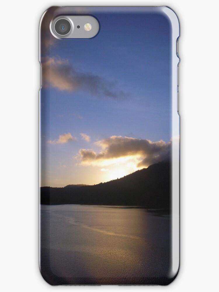 Sunrise (Marlborough Sounds, New Zealand) by jezkemp