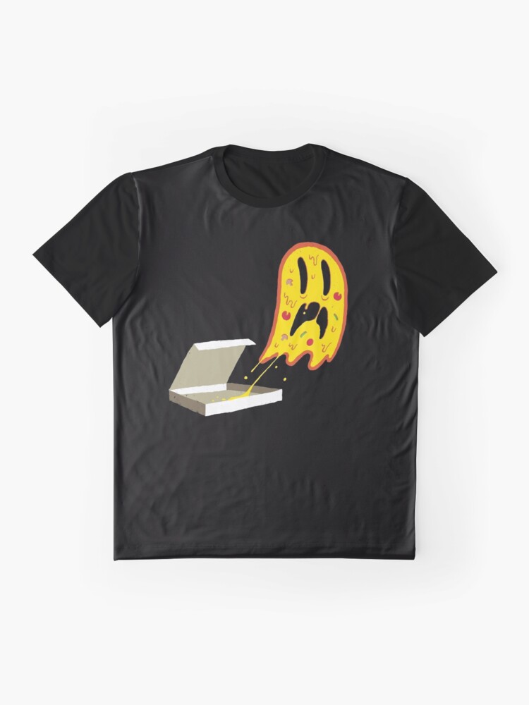 Alternate view of R.I.Pizza Graphic T-Shirt