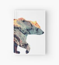 Bear Hardcover Journal