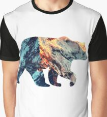 Bear Graphic T-Shirt