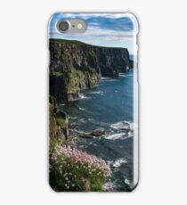 Cliffs Of Moher, Clare, Ireland iPhone Case/Skin
