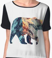 Bear Women's Chiffon Top
