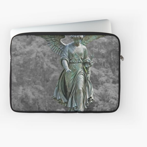The Angel of the Waters Laptop Sleeve