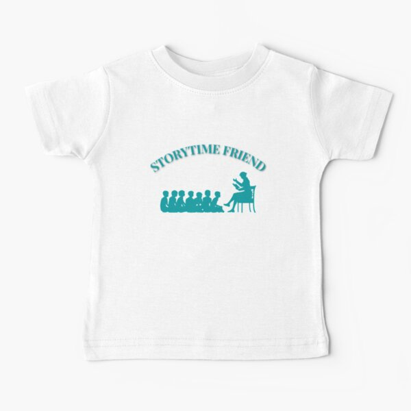 Storytime Friend Baby T-Shirt