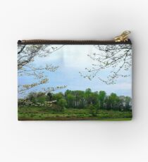 Springtime in the Country Studio Pouch