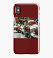 cars iPhone Case/Skin