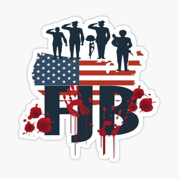 FJB AMERICA NEW TREND Sticker