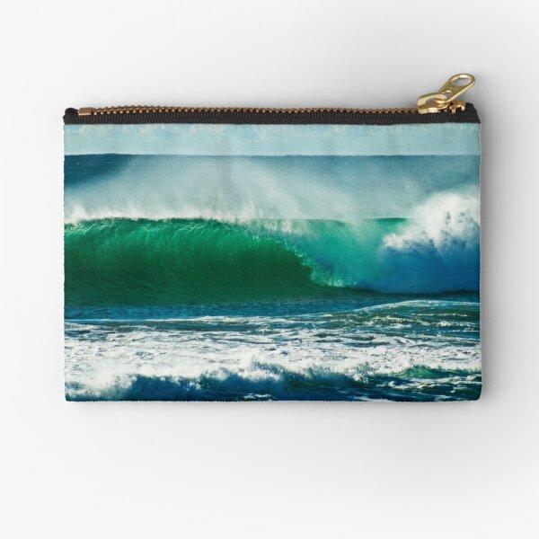 Beach Break Zipper Pouch