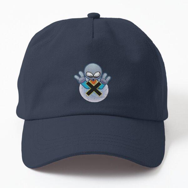 X file Dad Hat