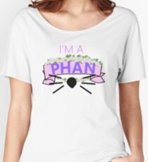 I'm a Phan Women's Relaxed Fit T-Shirt