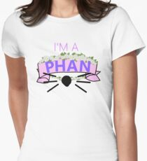 I'm a Phan Women's Fitted T-Shirt