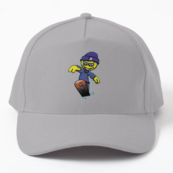 Snow boarder Baseball Cap
