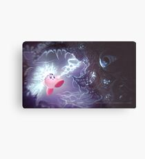 Charged Attack Metal Print