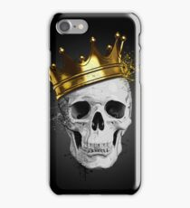 Royal Skull iPhone Case/Skin