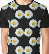 Two white daisies Graphic T-Shirt