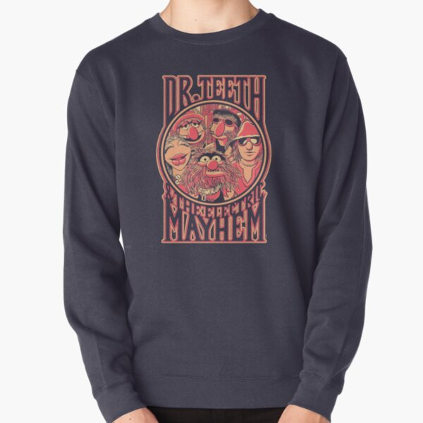 Dr. Teeth Pullover