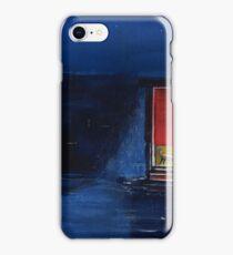 Red Curtain iPhone Case/Skin