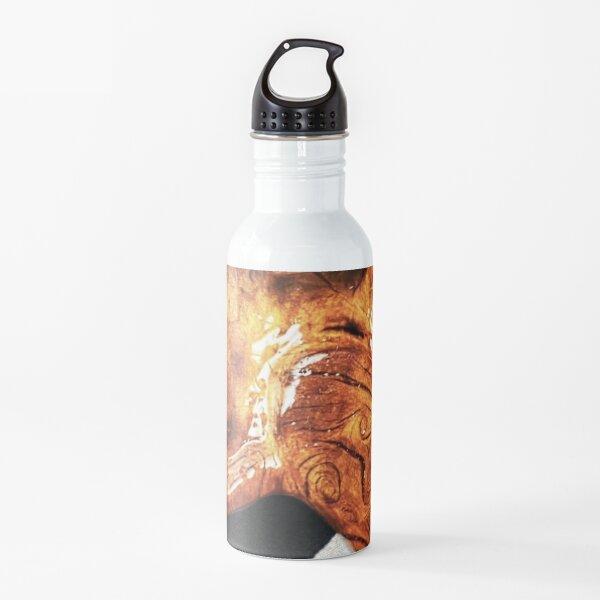 2 hearts Water Bottle