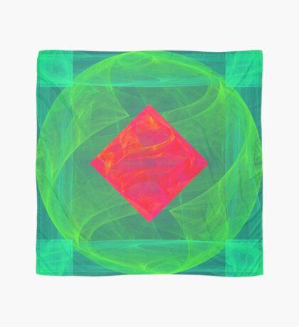 Antiquarian Pulsar infrared #fractal art Scarf