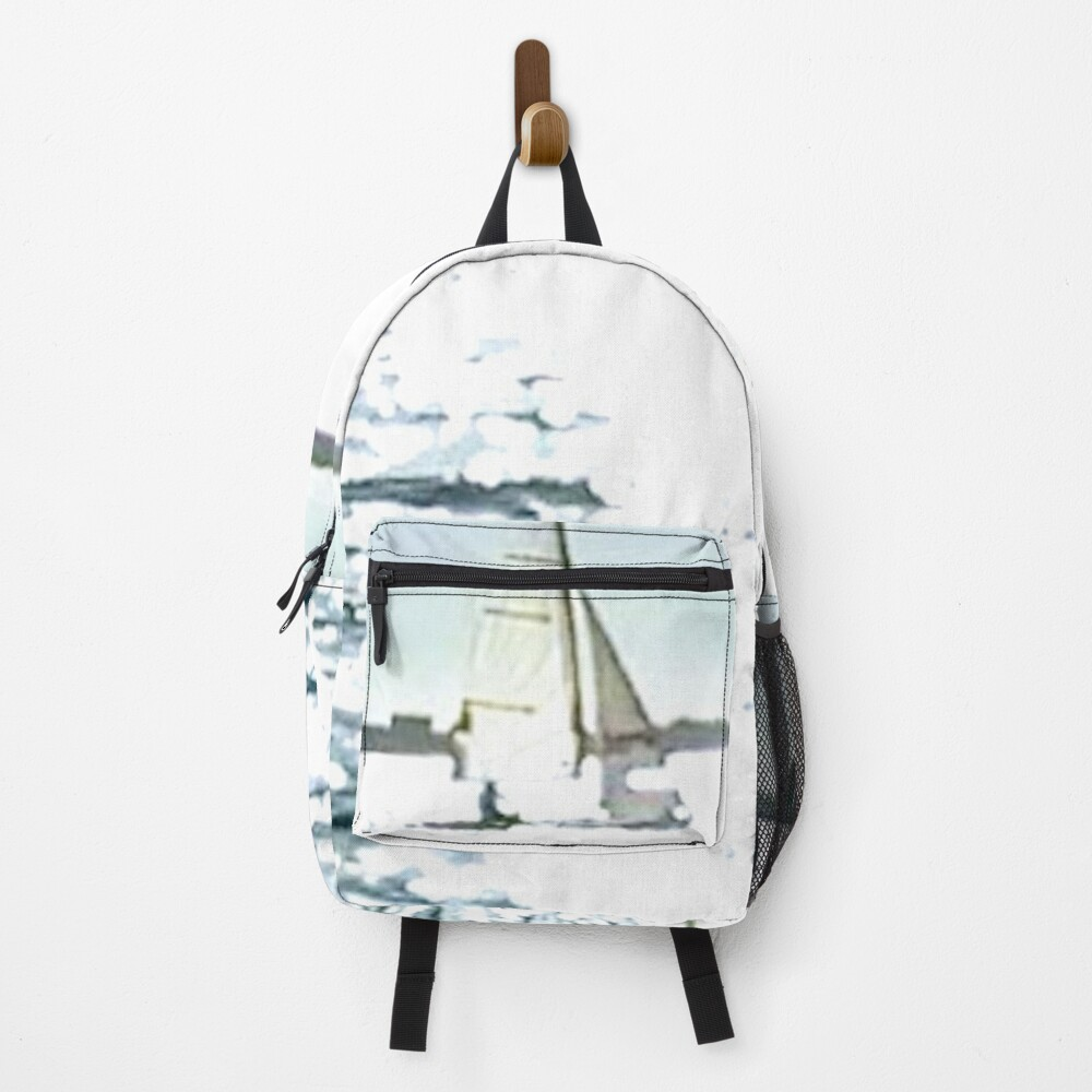 Summer Sun on the Water Backpack