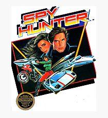 NES Spy Hunter  Photographic Print