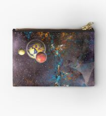 Two Moons of Marnia Studio Pouch