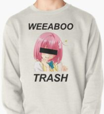 weeaboo trash Pullover