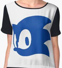 Sonic Women's Chiffon Top