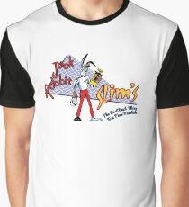 Jack Rabbit Slim's - Original Logo Graphic T-Shirt
