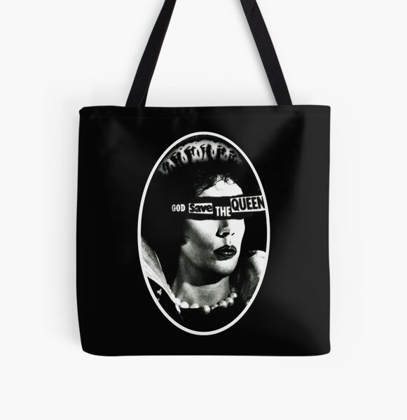 God Save the Queen Frank-N-Furter All Over Print Tote Bag
