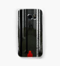 Little Red Samsung Galaxy Case/Skin