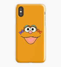Sesame face iPhone Case/Skin
