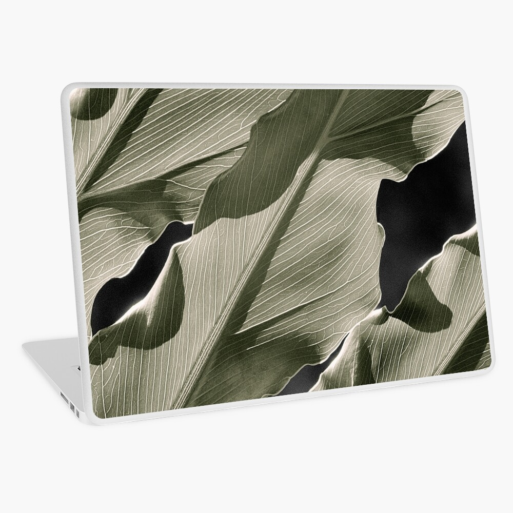 Philodendron Laptop Skin