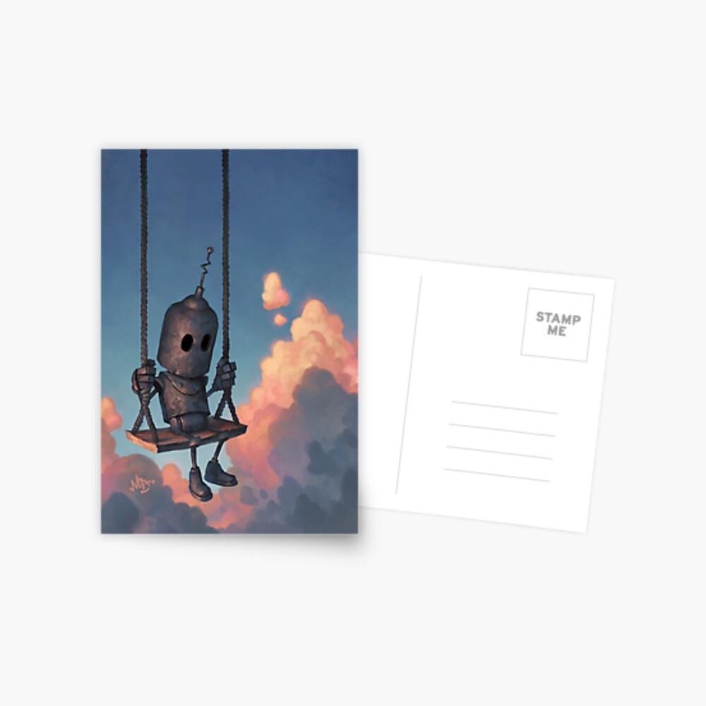 The Meteorologist Postcard