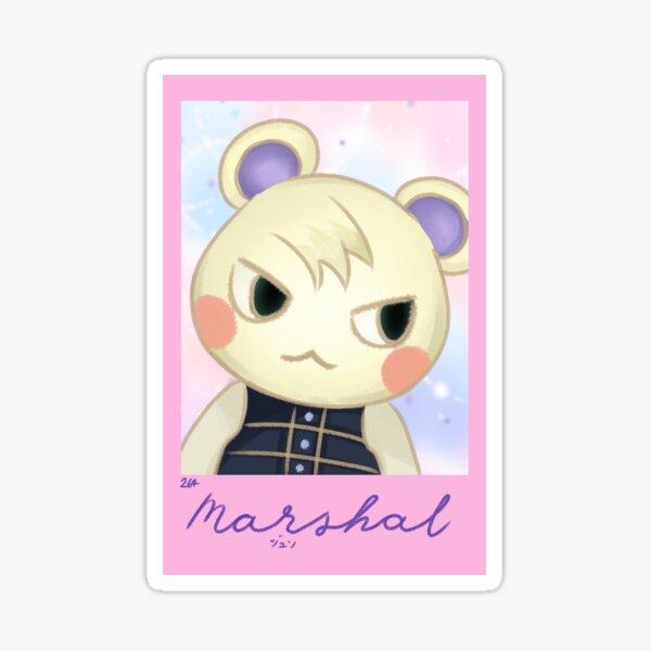 Marshal Sticker