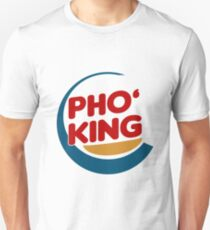 Pho King - Pho Lover's Design  Unisex T-Shirt