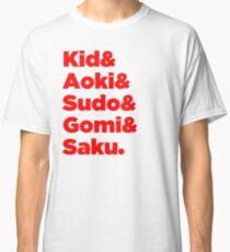 Japanese MMA Legends Classic T-Shirt
