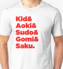Japanese MMA Legends Unisex T-Shirt