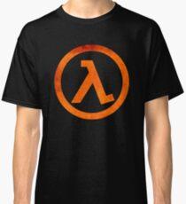 °GEEK° Half Life Rust Logo Classic T-Shirt