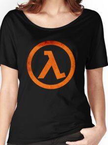 °GEEK° Half Life Rust Logo Women's Relaxed Fit T-Shirt