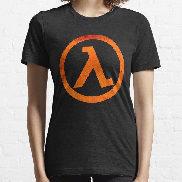 ° GEEK ° Half Life Rust Logo Essential T-Shirt