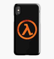 °GEEK° Half Life Rust Logo iPhone Case/Skin