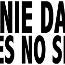 DONNIE DARKO MAKES NO SENSE SHIRT by elishasazombie