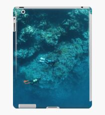 Wall Diving iPad Case/Skin