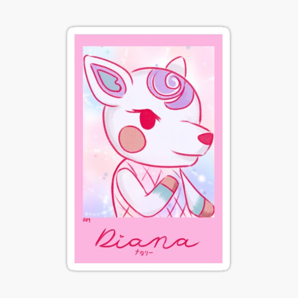 Diana Sticker
