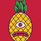 Not So Fresh Pineapple by strangethingsA