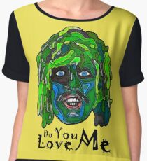 Old Gregg - Mighty Boosh - Do You Love Me? Chiffon Top