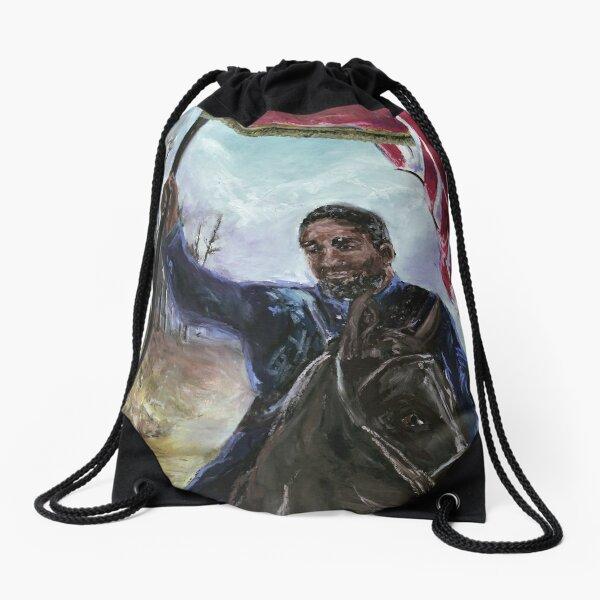 Hiram Rhodes Revels Drawstring Bag